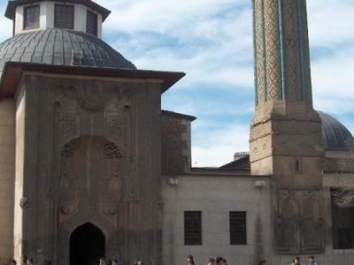 Ince Minaret Selçuklu