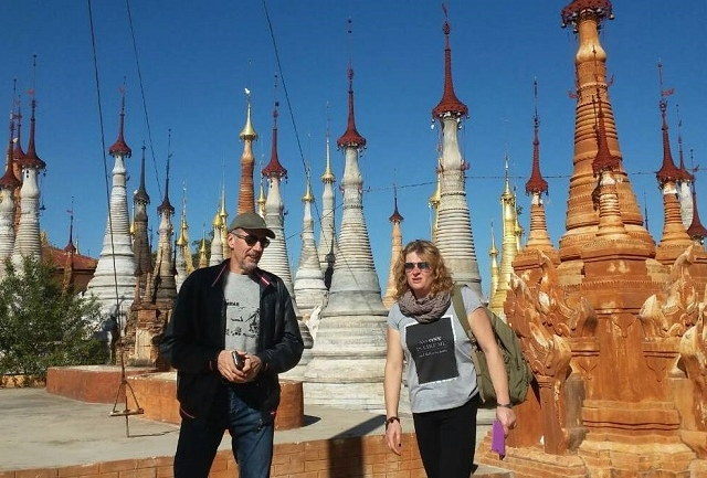 Myanmar Backpacker Holidays Photos