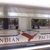 Indian Pacific On The Platform At East Perth