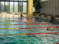 Indoor Swimming Pool and Thermal Bath
