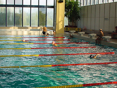 Indoor Swimming Pool And Thermal Bath - Hungary