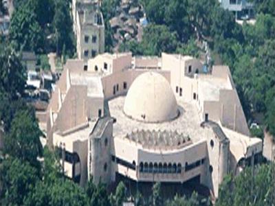 Indra Gandhi Planetarium In Patna