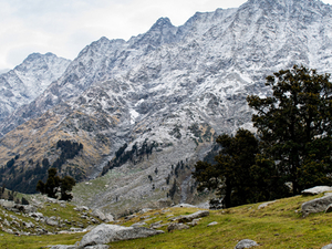 Indrahar Pass Trekking Package Photos