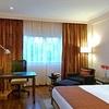 El hotel Taj Residency