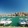 Inner Harbour Of Heraklion - Crete