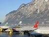 Innsbruck  Airport Apron  Pinter