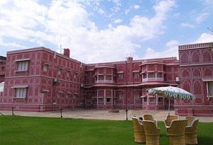 Lal Mahal Palace
