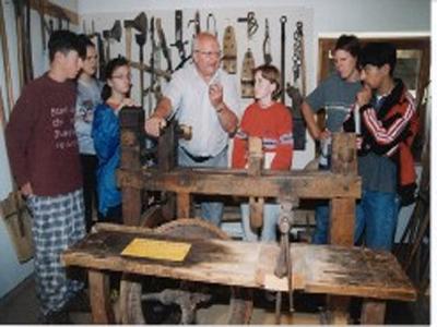 Inside Ehrwald Museum-Tyrol Austria