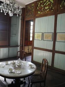 Inside Gaston House