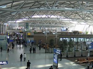 Aeropuerto Internacional de Incheon
