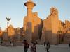 Inside Karnak Temple