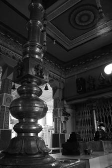 Inside Koneswaram Temple