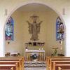 Inside Maria-Himmelfahrt-Kapelle Tux Austria