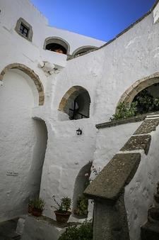 Inside Monastery Of St. John