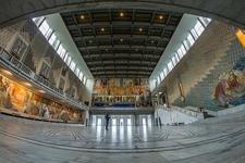 Inside Oslo Radhus - Norway