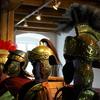 Almacenamiento Savaria Legio de exposiciones