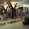Inside The OR Tambo International Airport.