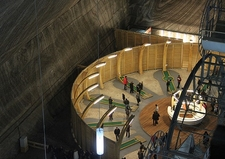 Inside View - Salina Turda - Cluj County