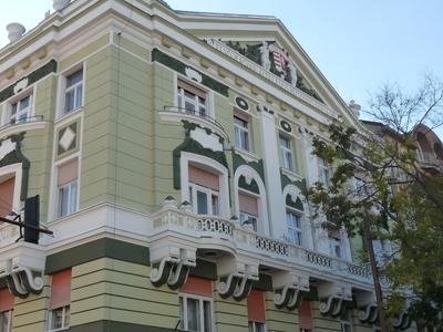 Insurance Palace, Nagykanizsa