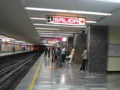 Metro Insurgentes