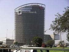 Interbank Building In The Avenues Javier Prado & Paseo De La República