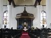 Interior Gereja Sion Jakarta