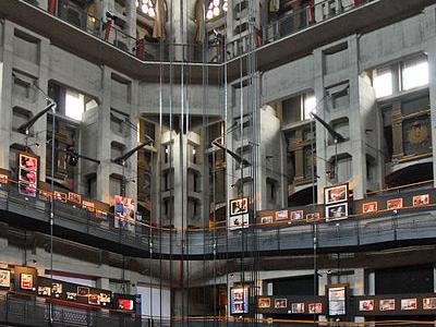 Interior Of National Museum Of Cinema