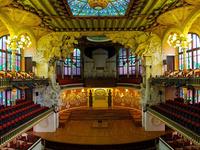 Palau de la Musica catalão