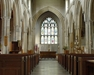 Interior Of St Giles Cripplegate