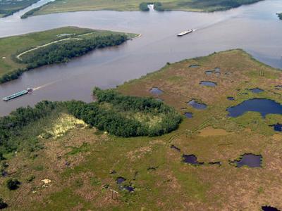 Intracoastal  Waterway  Louisiana
