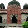 Tumba y Mezquita de Isa Khan