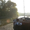 Isleworth Ait And A Thames Barge
