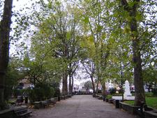 Islington Green Looking South