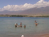 Issyk Kul Beach