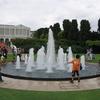 Istana Fountain