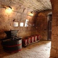 Istenes Museum Winecellar