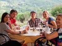 Italian Wine & Cheese Tasting In Rome