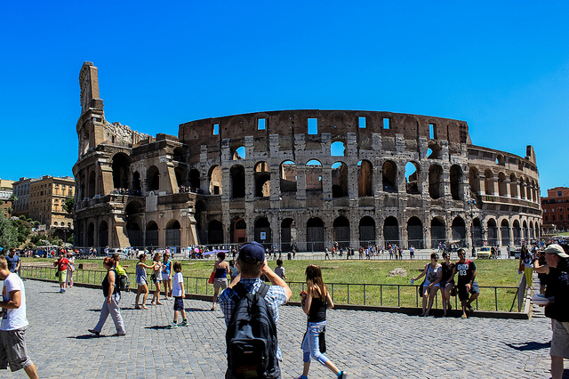 9 Days Italy Adventure Summer Holiday Photos