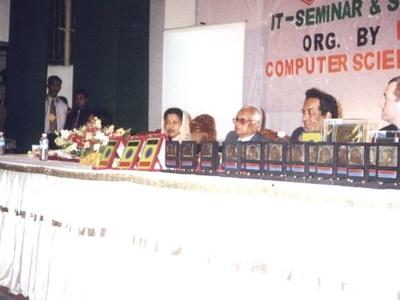 IT Seminar And Software Exhibitio