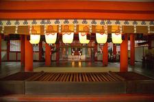 Itsukushima Altar Building