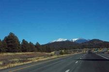 I-40 Eastbound Heading Towards Flagstaff