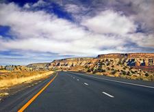 I-40 NearThe New Mexico Border