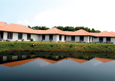The IIST Campus At ATF Area