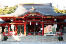 Ikuta Shrine Honden