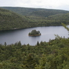 Île Au Pins In La Mauricie National Park