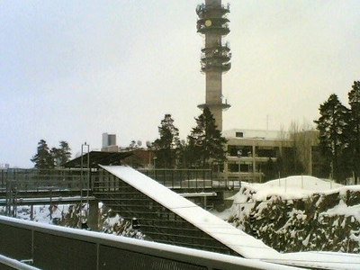 Station And The TV Tower