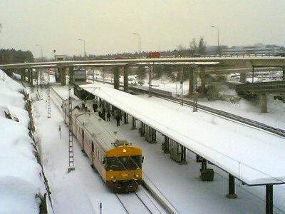 Ilmala Railway Station