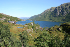 Many Small Fjords Dissect Langøya