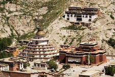 The Palcho Monastery And Kumbum
