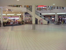 The Interior Of Market Square Shopping Centre